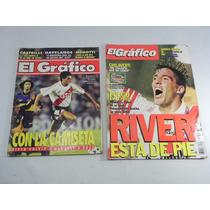 River Plate Salas Revistas Grafico Argentina Año 1995/96(2)