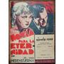 La Novela Rosa Año Ii N°57 - 1935 Revista Semanal Para La Mu