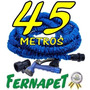 Manguera Retractil Expandible Magic Hose 45 Mts + Piton
