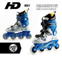 Patines En Linea Roller Holly Tallas 33 Al 42 Chile