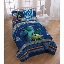 Cobertor De Monster Inc 1 1/2 ...exclusivo Americano