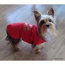 Polera,vestido Mascota Poodle,yorkshire Terrier,chiguagua