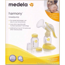 Extractor De Leche Medela Harmony Manual Nuevo En Caja