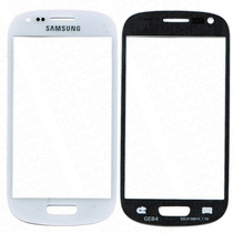 Gorilla Glass Samsung Galaxy S3 Mini I8190 Temuco
