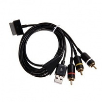 Cable Audio -video+ Usb Galaxy Tab P1000/ P1010