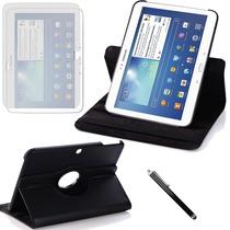 Funda Galaxy Tab 3 10.1 + Lámina + Lápiz Touch Con Despacho