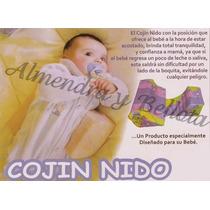 Cojin Posicionador, Util Regalo P/ Baby Shower O Nacimiento