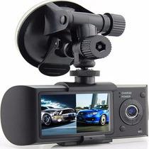 Camara De Auto Doble R300 Vehiculo Deportes Gps / Fernapet