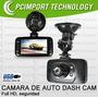 Camara De Auto Full Hd 1920x1080p Dash Cam Gs8000l Pcimport