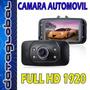 Camara De Auto Dash Cam Full Hd 1920x1080 Gs8000l