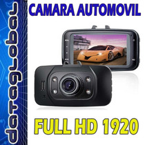 Camara De Auto Dash Cam Full Hd 1920x1080 Gs8000l