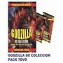 Dvd - Godzilla De Coleccion