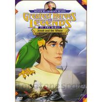 Dvds Grandes Heroes Y Leyendas De La Biblia En Español