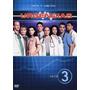 E.r. Sala De Emergencias Temporada 3 Dvd Original Nueva
