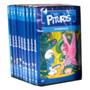 Dvd Original: Los Pitufos La 1era Temporada Completa