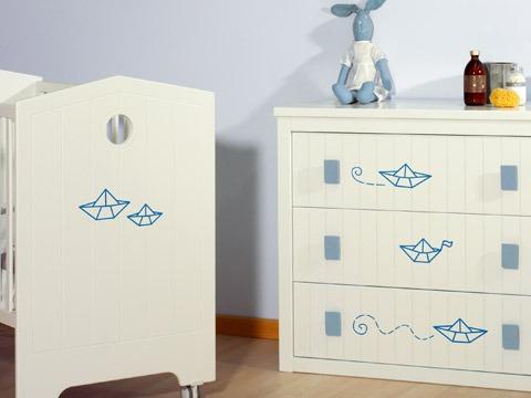 de vinilos decorativos para decorar paredes muebles