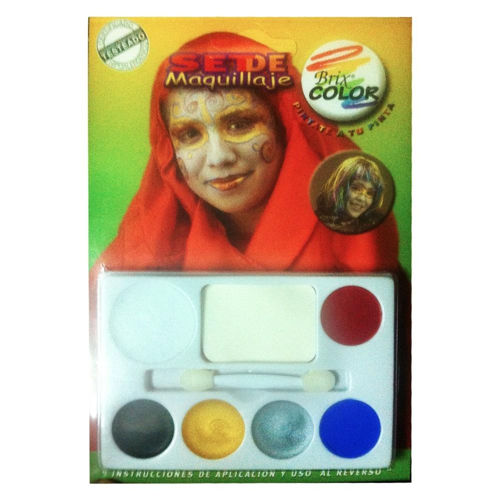 pintura para cara y cuerpo pinta carita maquillaje fiesta