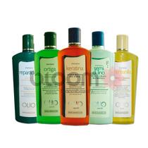 Shampoo O Acondicionador Olio (keratina, Ortiga, Etc)