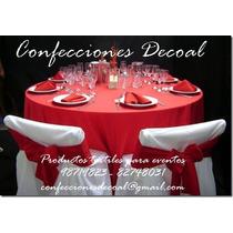 Fundas De Silla Confecciones Decoal