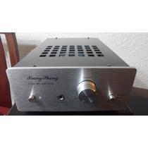 Amplificador Tubo Sonido Exquisito Audición De 19-21 Hrs