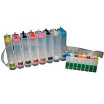 Sistema Continuo Para Impresoras Epson R2000