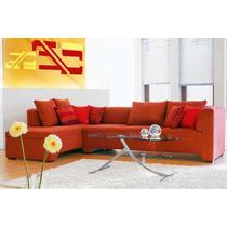 Sofa Living Modular En L Nuevo Tapiz A Eleccion
