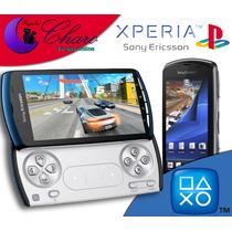 Sony Xperia Play Nuevos Negros Envio Todo Chile