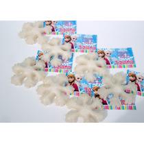 Copos De Nieve Cumpleaños Frozen