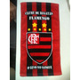Toalla Flamengo 48 X 27 Cms