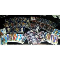 Coleccion Semi Completa Cartas Star Wars Force Attax Nº2