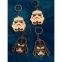 Se Venden Llaveros Serie Star Wars Darth Vader Y Stormtroop