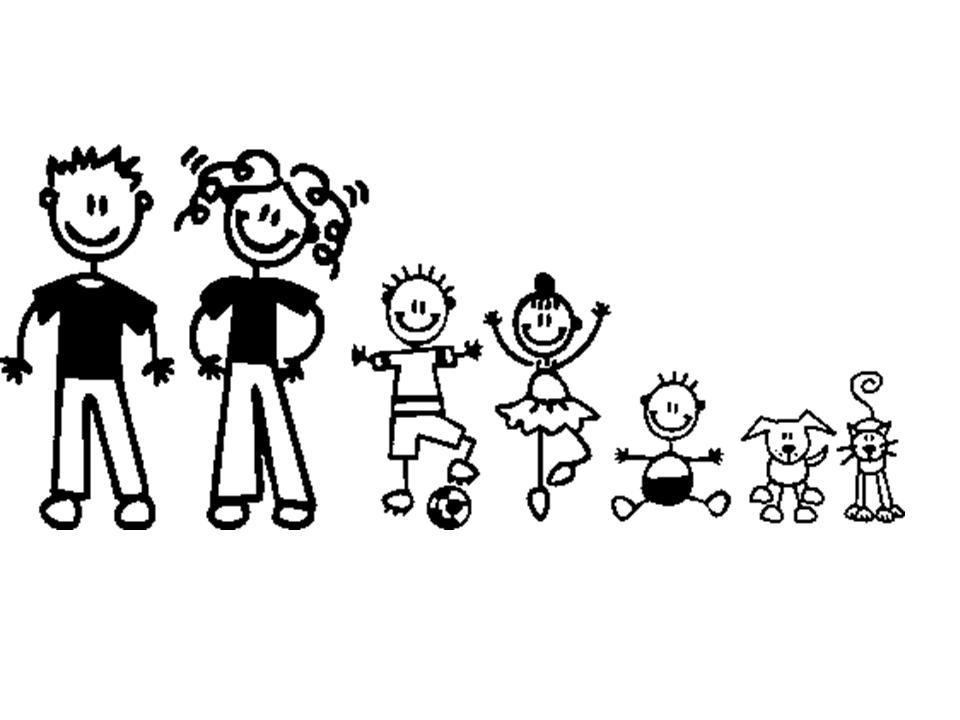 Stickers Familia Para Autos - Autoadhesivos y Gráfica en ...