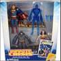 Set Figuras Batman, Superman Y Wonder Woman Infinity Crysis