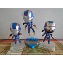 Iron Patriot Tipo Nendoroid ( 3 Modelos ) Iron Man