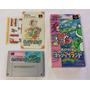 Yoshi Island Nintendo Super Famicom Sfc Snes