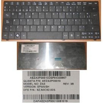 Teclado Aspire One Packard Bell Dot Za3 Za5 751 1410t