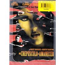 Dvd Del Crepusculo Al Amanecer- Q. Tarantino- George Clooney