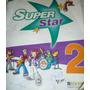 Libro Inglés Super Star Libro + Workbook Tronwell
