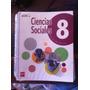 Libro Ciencias Sociales 8° Básico Proyecto Crea Mundos Sm