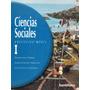 Ciencias Sociales 1º Medio / Santillana