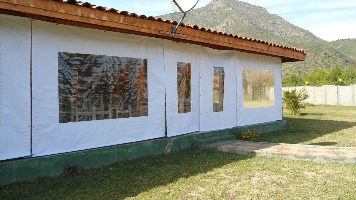 Mi casa decoracion lona terraza lonas para terraza - Como cerrar una terraza ...