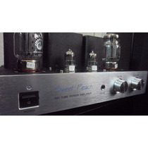 Amplificador A Tubos Sonido Definido Descuento Fiestas Patri