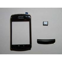 Carcasa Blackberry Storm 9500 9520 9530 Original Con Todo Nu