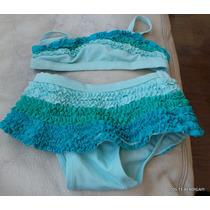 Traje De Baño Old Navy Bikini De Bebe 12/18 Meses