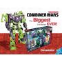 Transformers Devastator Combiner Wars New - En Stock!!!