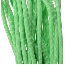 Cuerda Paracord 9 Hilos Fluorescente Fluor Gitd 6 Mts. 20 Pi