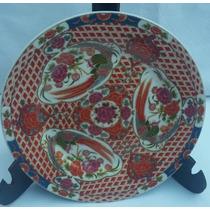 Plato Decorativo Loza Colección Gryphon Ware China $ 12000