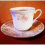 Taza De Café De Porcelana Antigua