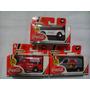 Lote De 3 Autos Matchbox De La Coca Cola Del Año 2001