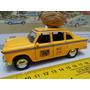 Checker Taxi New York Metalico 1/43
